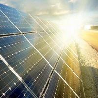 Сборка солнечных батарей